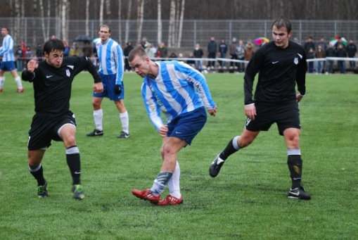 2009 Paide vs Warrior