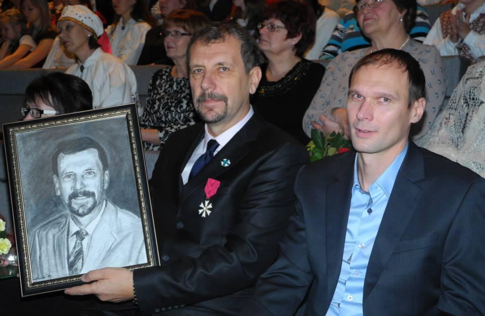 Viktor Mets ja Meelis Rooba