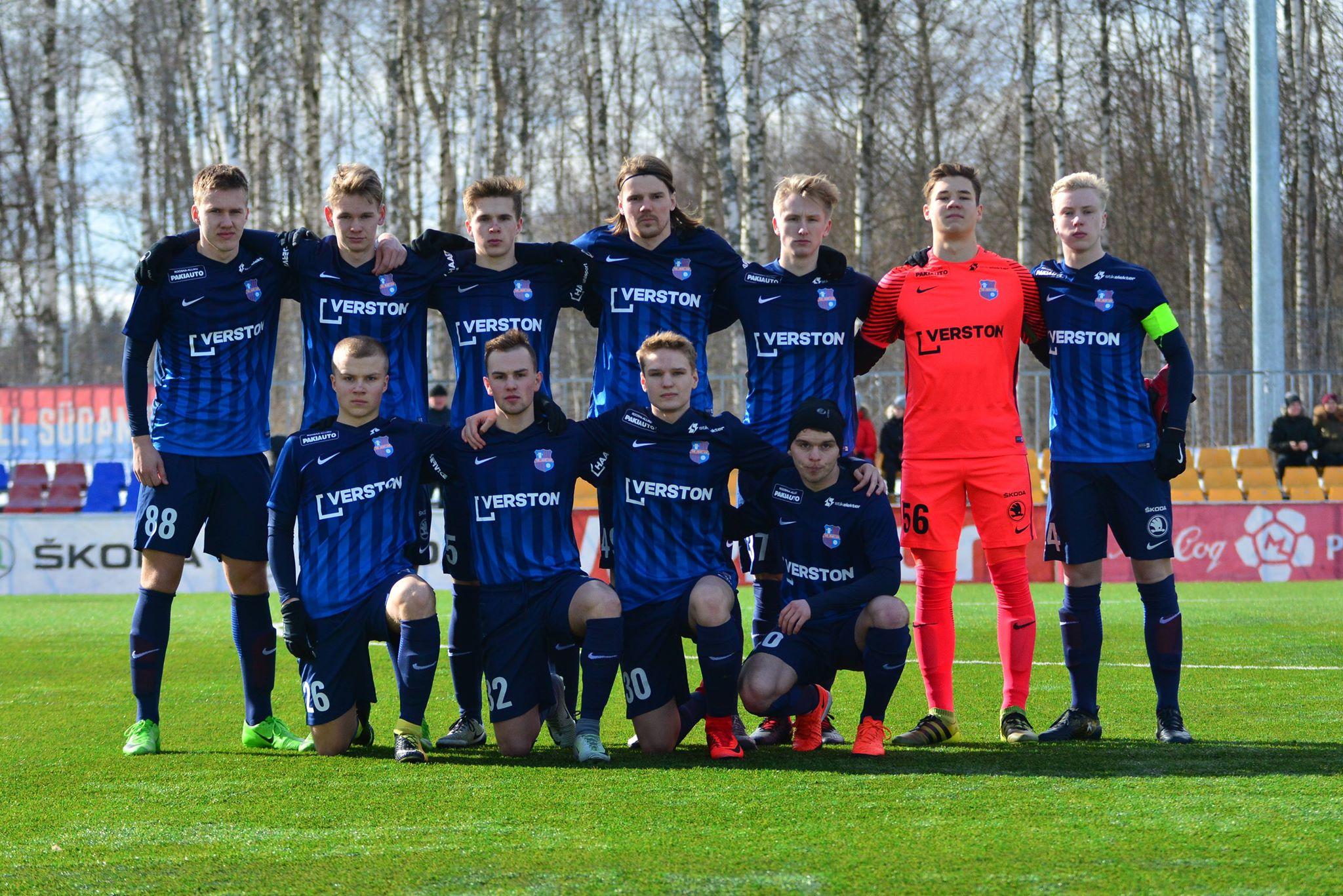 f650bd7b338 Paide LM U21 osales Taliturniiril · U21 jäi koduplatsil alla Vändra  Vaprusele ...